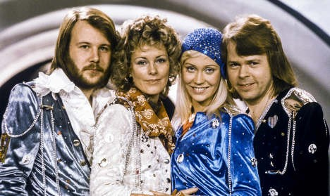 ABBA : アバ